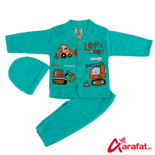 Newborn Baby Suit 4001